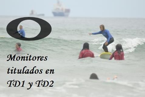 monitores surf titulados